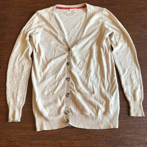 Faded glory cream sweater